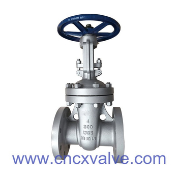 API600 Flanged End Gate Valve