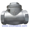 200wog Screwed Swiing Check Valve