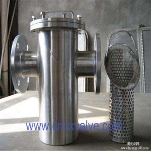 Basket Type Strainer