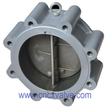 Lug Type Wafer Dual Plate Check Valve
