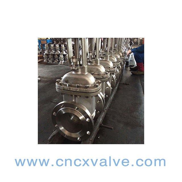 din3352 f4 gate valve