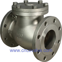 Flanged Cast Steel Swing Check Valve